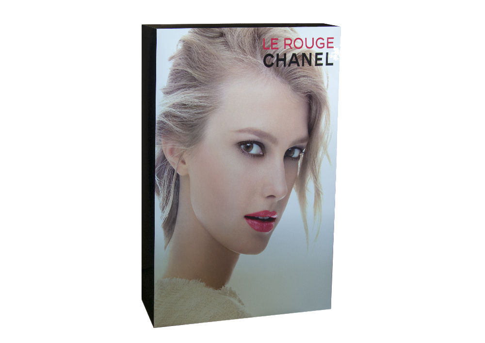chanel le rouge display